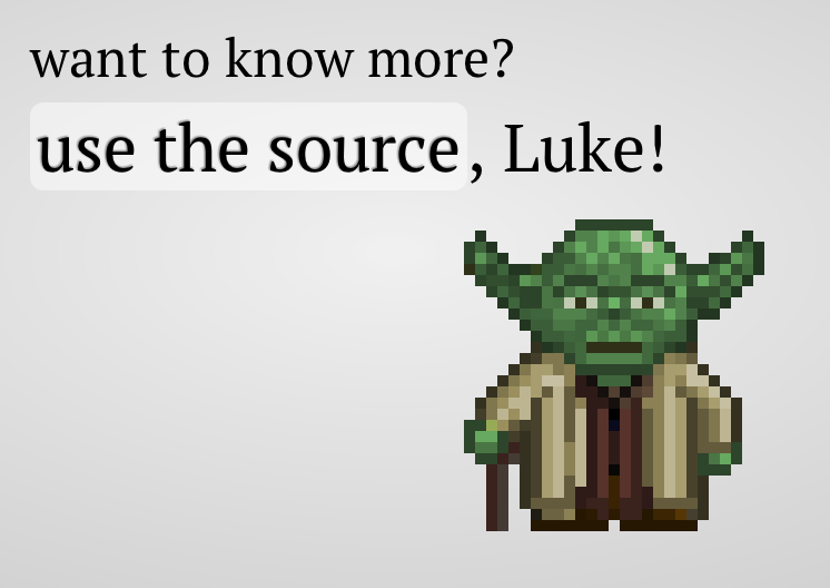use-the-source-luke